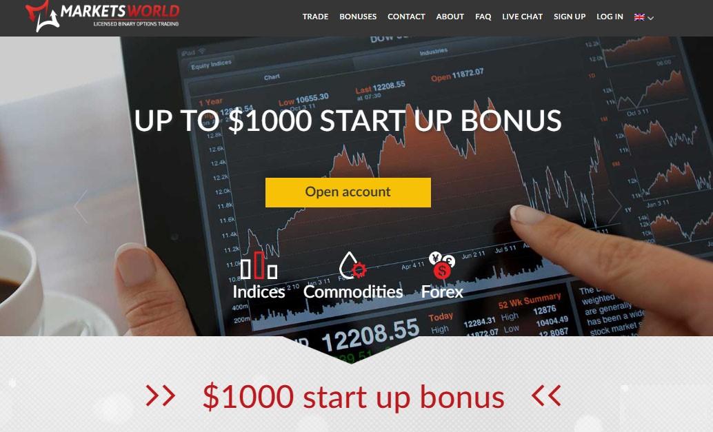 10 markets binary